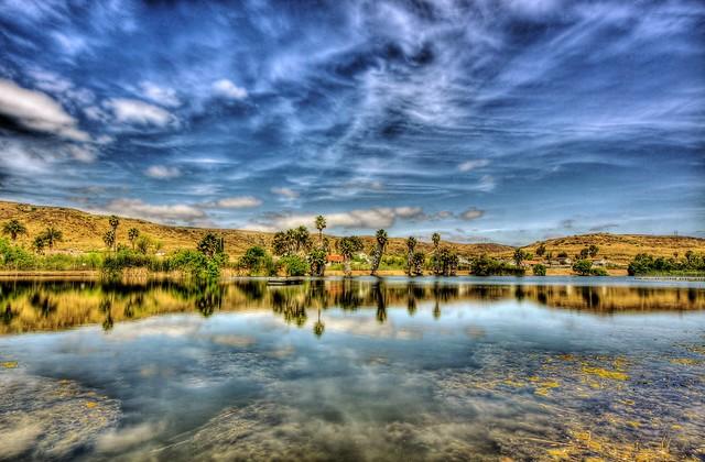 #1 Santee Lakes Regional Park