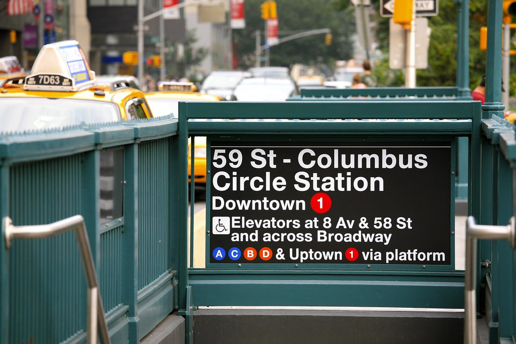 59th Street–Columbus Circle station