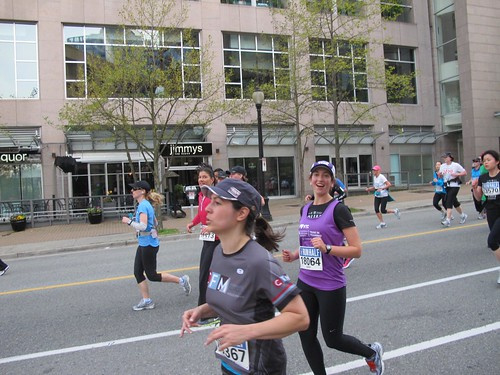 Vancouver half! I did some running! | by dorywithserifs