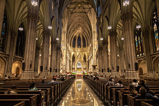 St. Patrick's Cathedral   by dtpancio