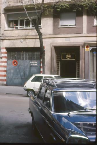 SEAT 1500 Bifaro en el año 1981. | by Galería de fotos de Francisco- Vicente Bonet Sega