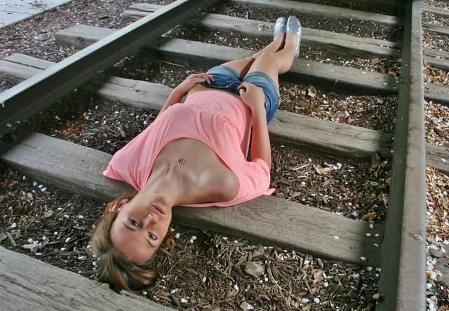 Beautiful on the Tracks