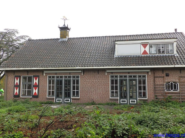 12-10-2013 Stolwijk  25.5 Km (6)