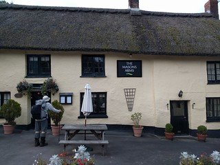 Another closed pub - Knowstone #sh #twomoorsway #DevonC2C | by hillploddr