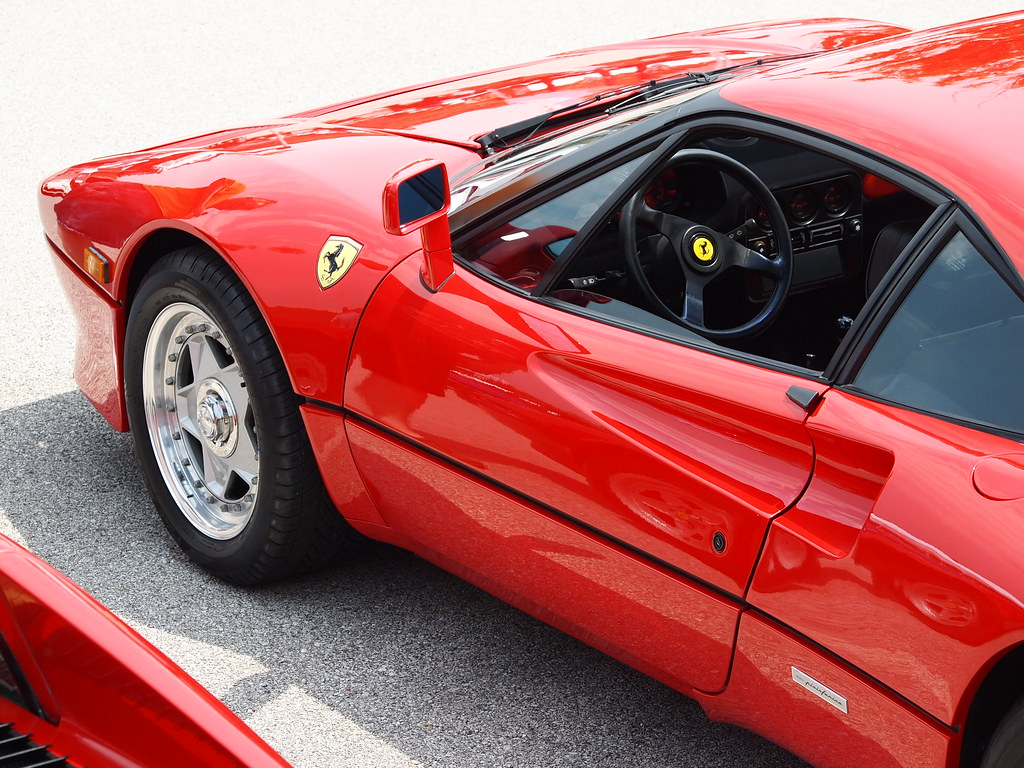 1985 Ferrari 288 Gto At 2011 St Louis European Auto Show Flickr