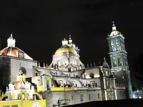 Catedral Puebla 2