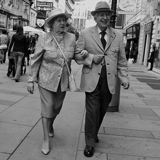 DSCF9493_eldery smart couple | by Denkrahm
