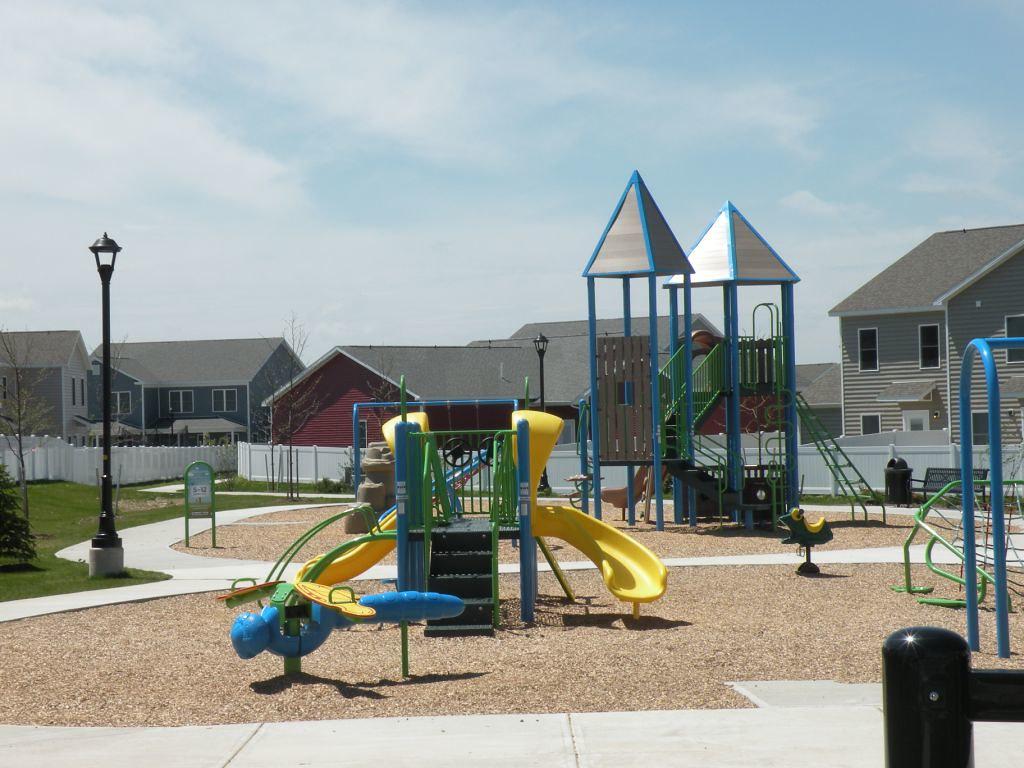 Fort Drum Mountain Community Homes Playground - New York
