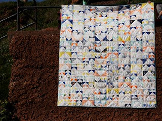Tule Flying Geese Quilt | by Mary-and-Tobit
