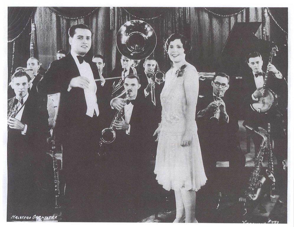 Henry Halstead and his Orchestra , Warner Brothers Vitapho