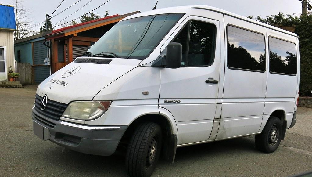 Mercedes-Benz Sprinter 2500 Van (903 T1N) | Custom_Cab | Flickr