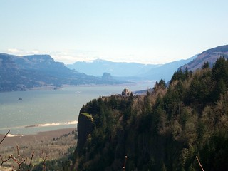 "The ""money shot"" of the Columbia River Gorge"