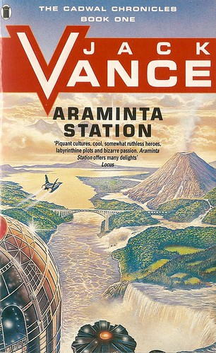 Jack Vance - Araminta Station (NEL 1989)