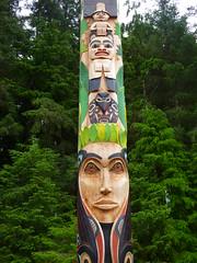 Park's newest Totem Pole