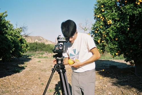 orange boy   by Jordan Satmary