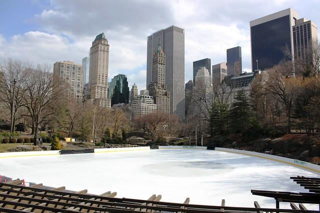 Wollman Ice Skating Rink