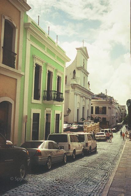 Old San Juan...