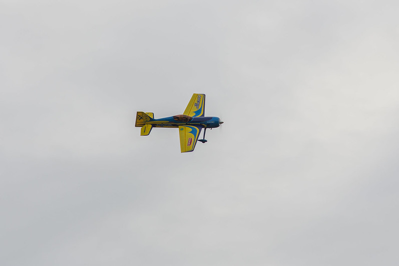 Me flying the Inverza 33.