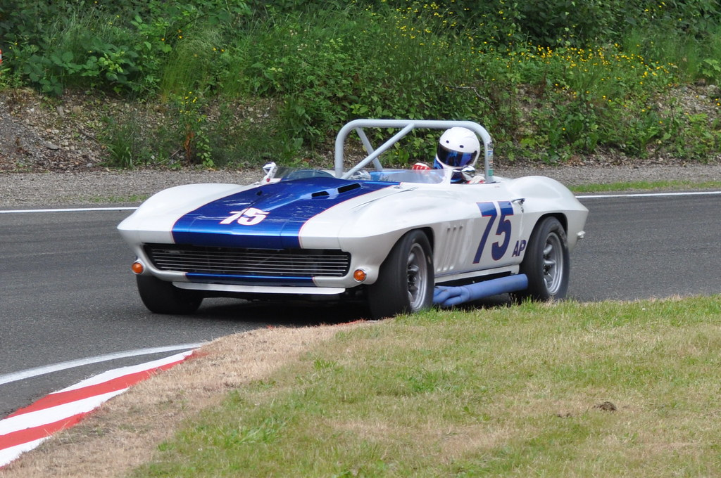 1966 Corvette - Gary Siemion | 2011 Pacific Northwest Histor… | Flickr