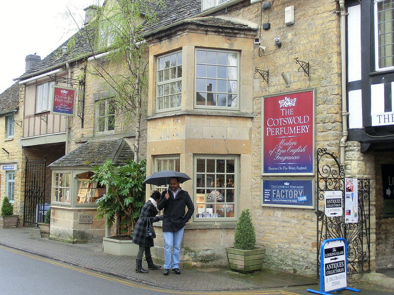 The Cotswolds Perfumery, Bourton-on-the-Water