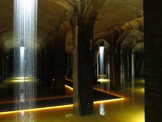 144/365 Underground art: Lights, water & music | by Anetq