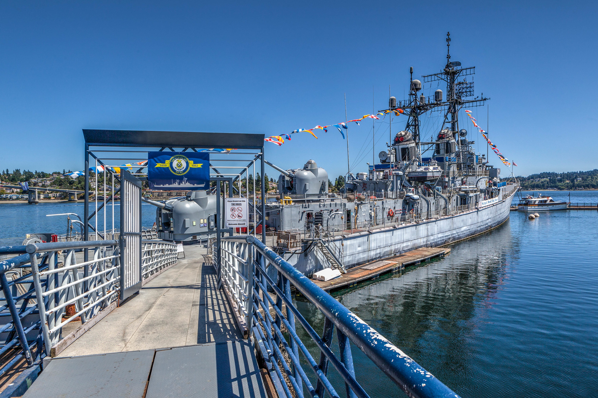 USS Turner Joy  DD-951
