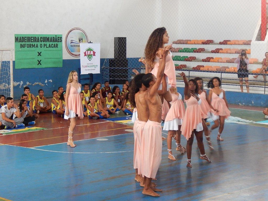 Salvador, Brazil YEAR OF WOMEN IN SPORT celebration Jul2015