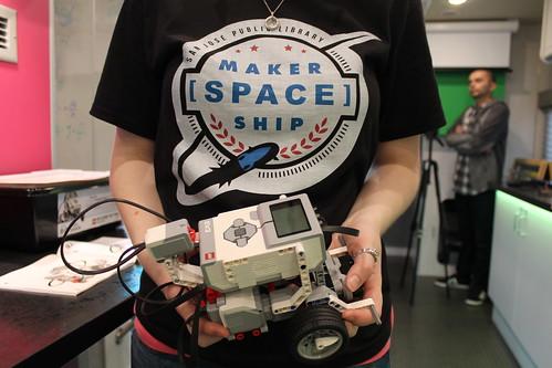 Maker[Space]Ship 060 | by San José Public Library
