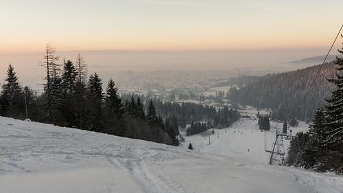 romania erdely transylvania snow winter cold