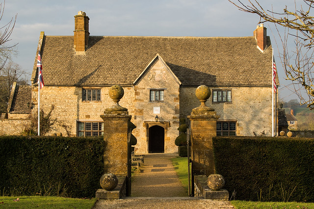 Sulgrave Manor, ancestral home of George Washington