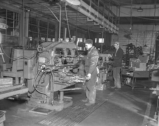 North West Industries manufacturing plant