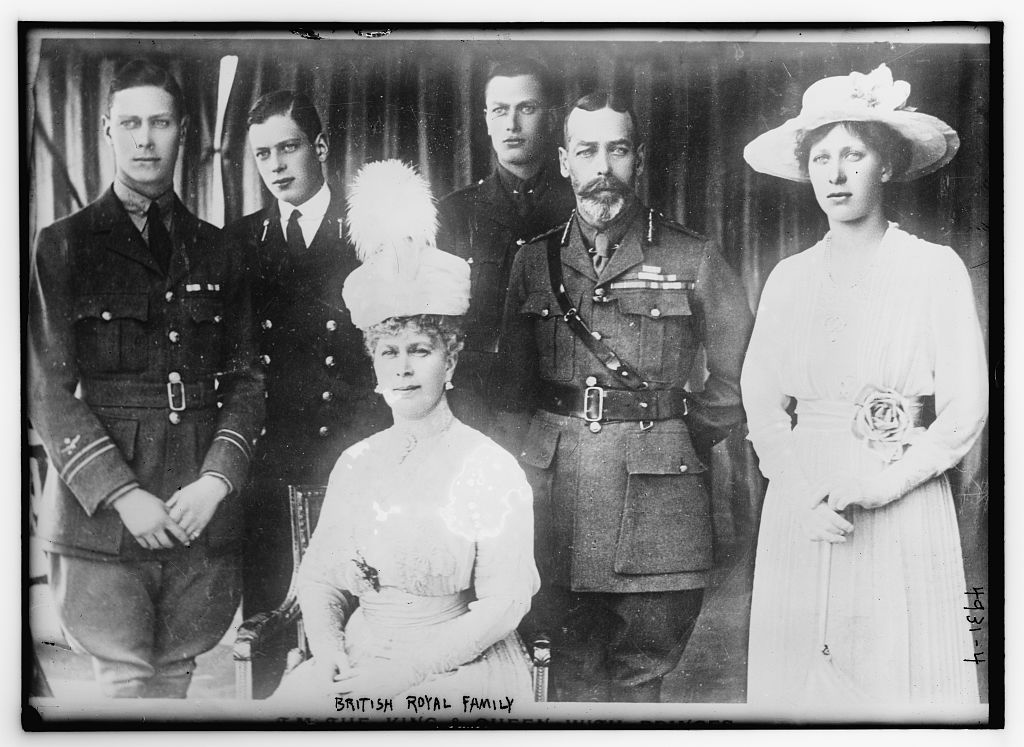 British royal family (LOC)
