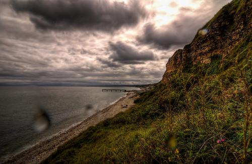 Omaha Beach - Charlie Sector, Vierville-sur-Mer, Normandy
