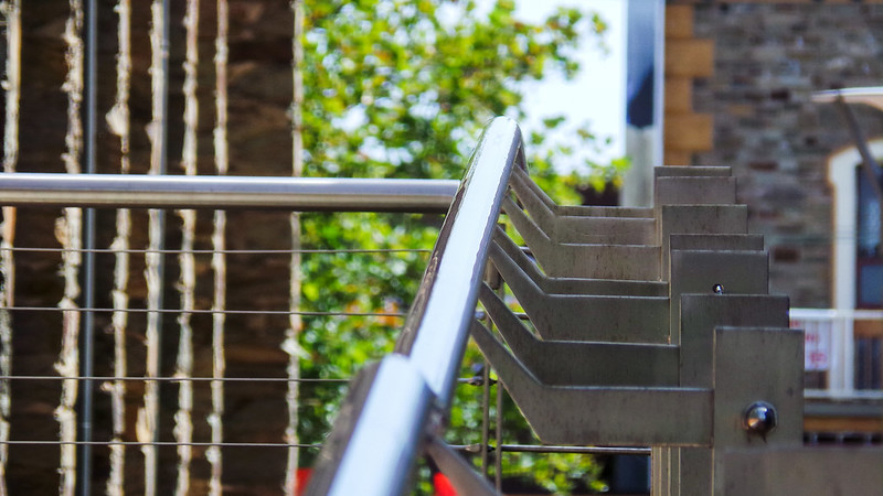 Shiny Handrail ~ Explore #309