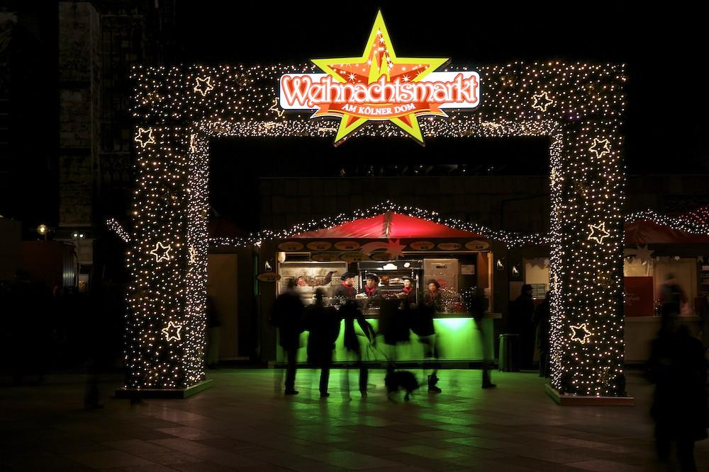 Eröffnung Weihnachtsmarkt Köln
