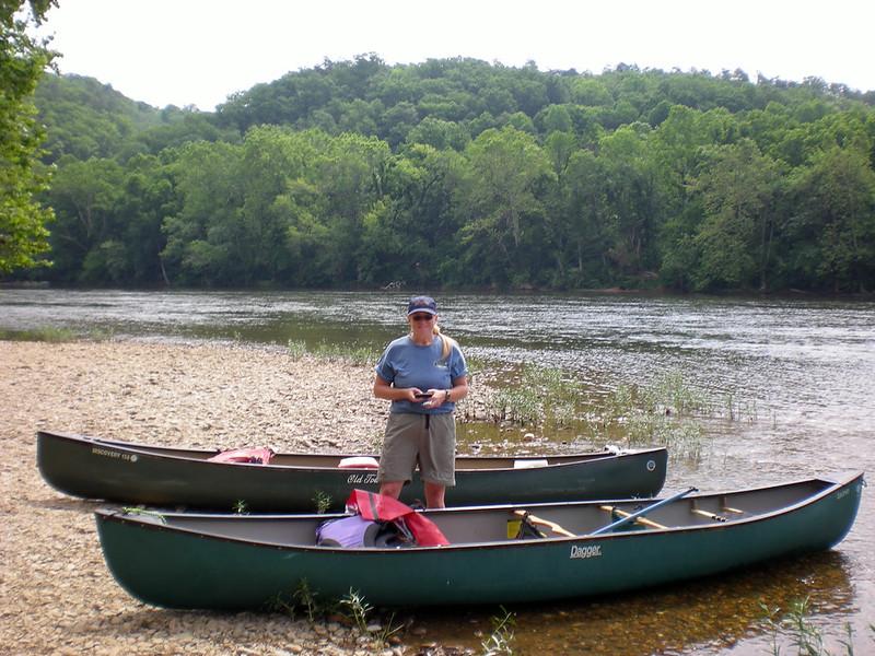 JR Canoe class 2