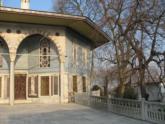 The Baghdad Pavilion
