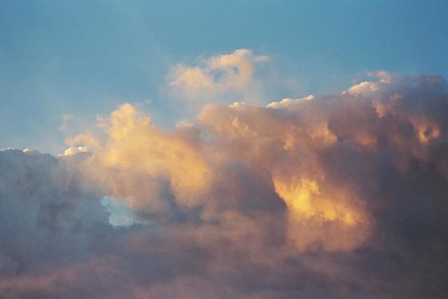 Fire Clouds #2