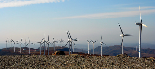 Mulan Wind Farm | by Land Rover Our Planet