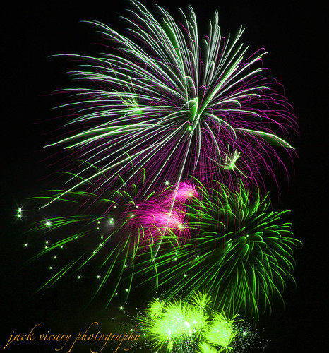 fireworks | by jack vicary
