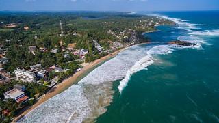 Mirissa Sri Lanka Luftbild | by dronepicr