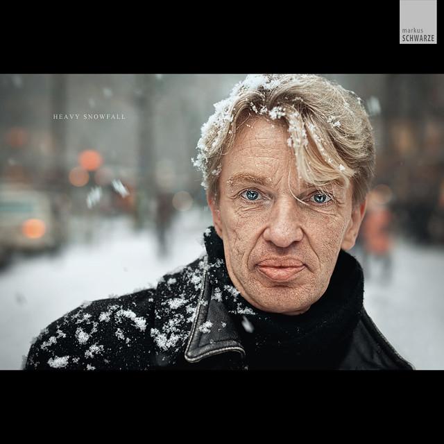 Heavy snowfall #357