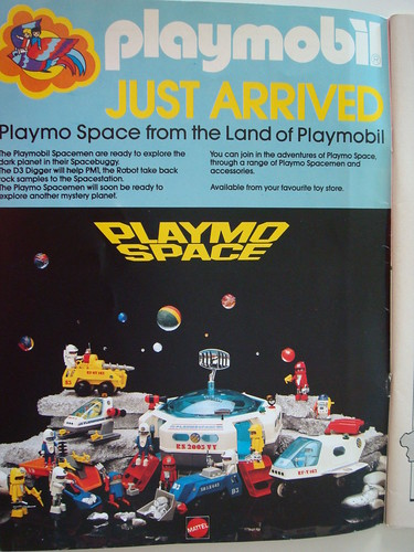 Playmobil advert | by miss mouse88
