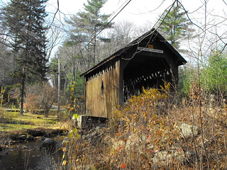 Swamp Meadow Covered Bridge