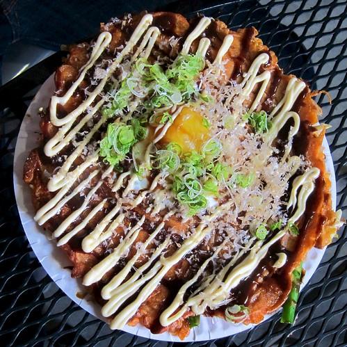 Okonomiyaki | by niallkennedy