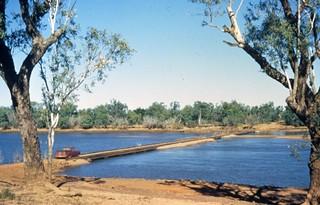 1953 Langi Crossing, Fitzroy River