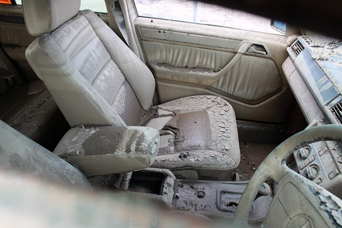 upholstery - clean up 16/1/11