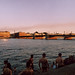 Sankt Peterburg, zaplavání v Něvě, foto: Petr Nejedlý