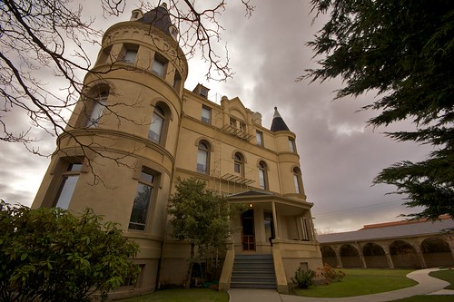 The haunted Manresa Castle in Port Townsend, WA | by CrayolaNation