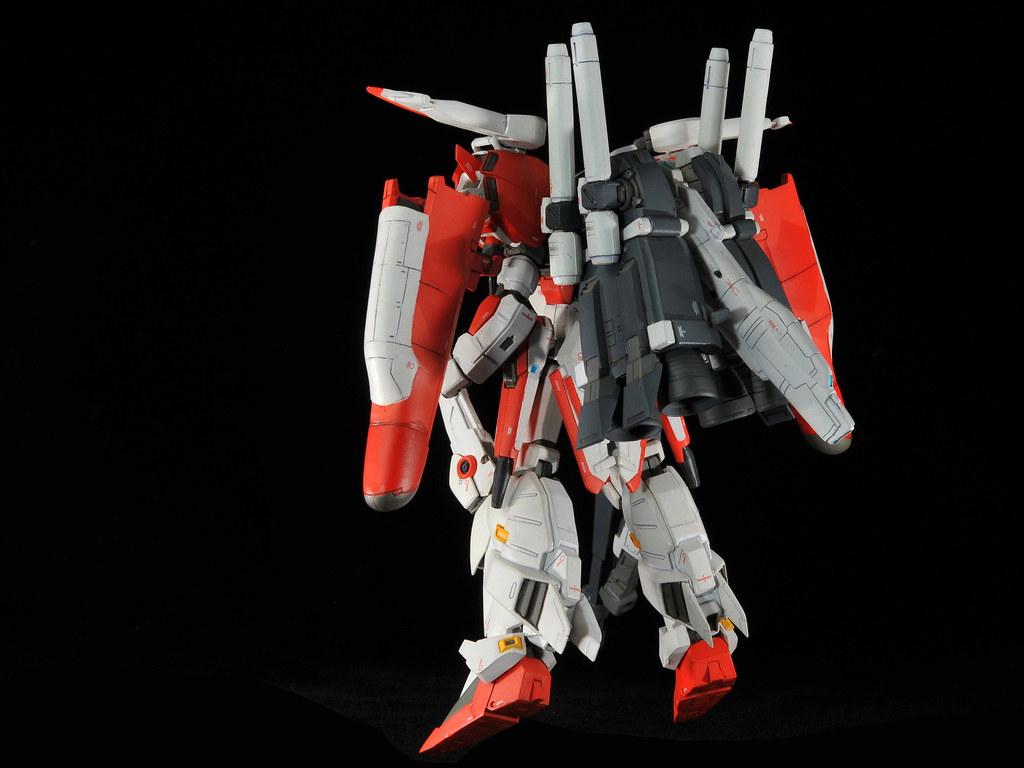 Gff0013 3 Msa 0011 Ext Ex S Gundam Deep Striker Ver Flickr